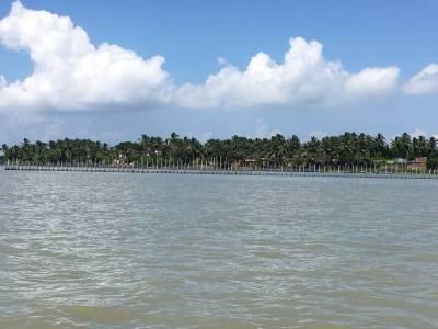 Chilika Lake in India