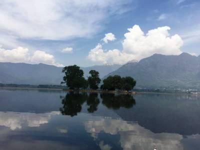 Dal Lake Srinagar of Kashmir