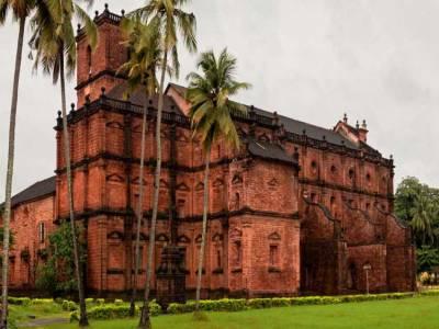 St Francis Xavier Church Goa
