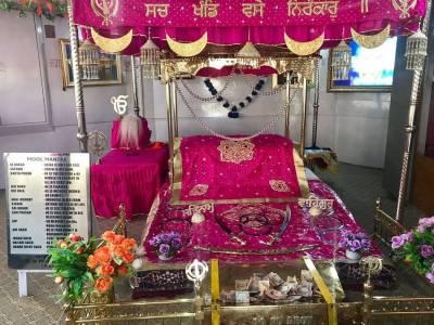 Gurudwara Pathar Sahib Leh