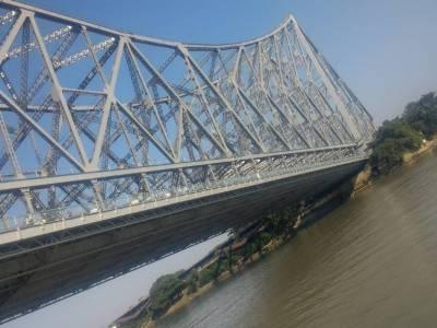 Howrah Bridge India