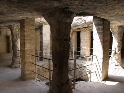 Uparkot Caves Junagadh