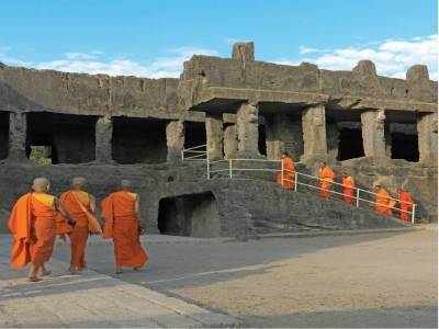Gujarat Buddhist Caves