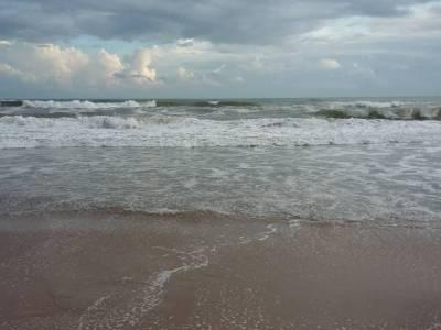 Konark Beach Puri