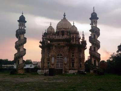 Mahabat Maqbara Junagadh