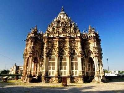 Mahabat Maqbara in Junagadh of Gujarat