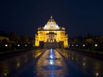 Akshardham Temple Gandhinagar Gujarat
