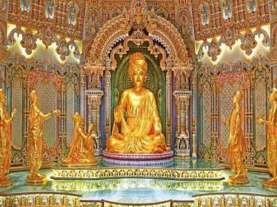 Akshardham Temple in Gujarat (Gandhinagar)