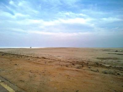 The Great Rann of Kutch in India