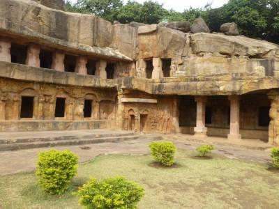 Udayagiri and Khandagiri Caves Bhubaneswar Odisha