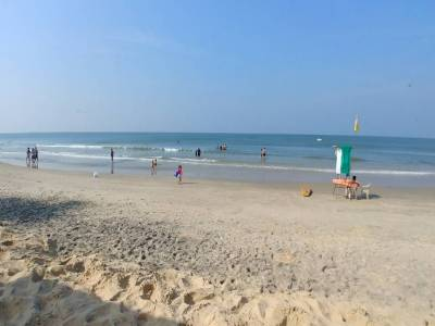 Varca Beach in South Goa