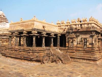 Airavatesvara Temple Kumbakonam