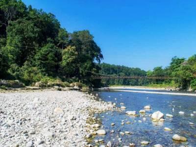 Jim Corbett National Park in Nainital of Uttarakhand