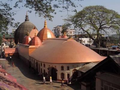 Kameswari Temple Assam