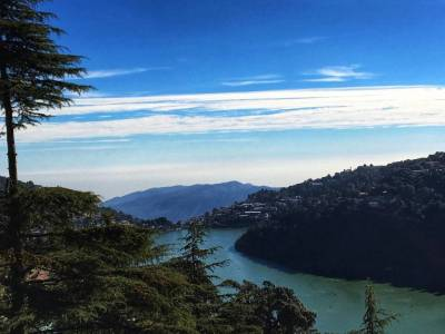 Naini Lake in Uttarakhand