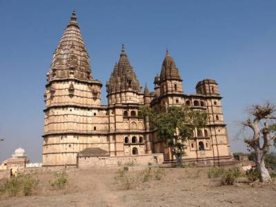 Orchha Fort in Tikamgarh of Madhya Pradesh