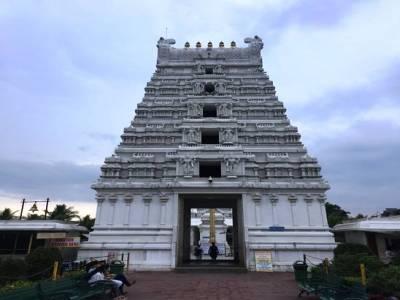 Purva Tirupati Shri Balaji Temple in Guwahati of Assam