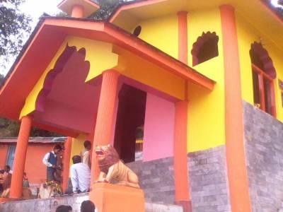 Sem Mukhem Nagraja Temple in Tehri Garhwal