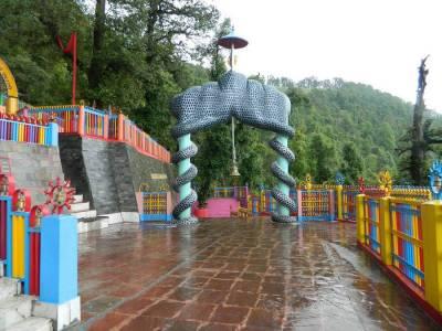 Sem Mukhem Nagraja Temple in Tehri of Uttarakhand