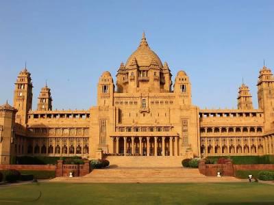 Umaid Bhawan Palace Museum Jodhpur Rajasthan