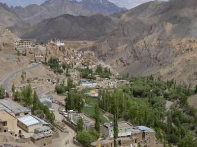 Lamayuru, The Moonland of Ladakh