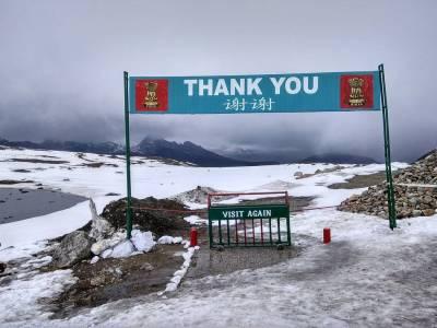 Bum La Pass, Tawang, Arunachal Pradesh
