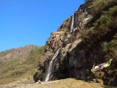 Nuranang Falls Tawang
