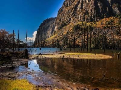 Sangestar Tso Lake