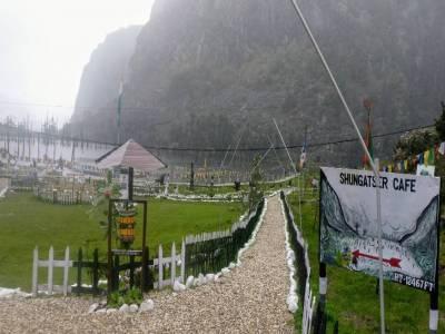 Sangestar Tso Lake, Tawang