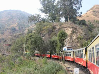 Kalka Shimla Toy Train, Himachal Pradesh
