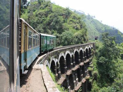 Kalka Shimla Railways