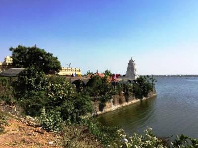 Bhadrakali Mandir, Warangal
