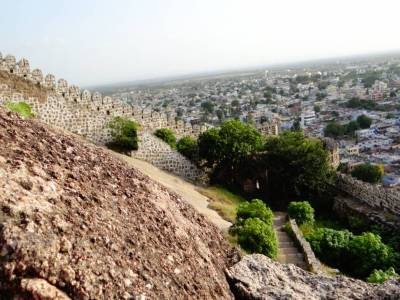 Bhongir Fort, Yadadri and Bhuvanagiri district