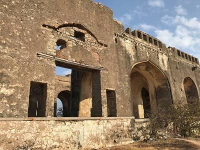 Bhongir Fort Nalgonda