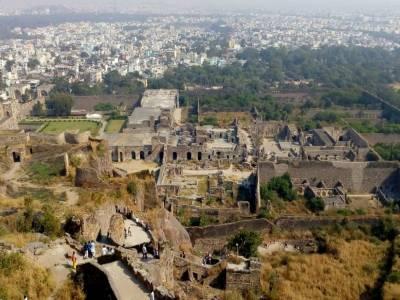 Golconda Fort, Telangana