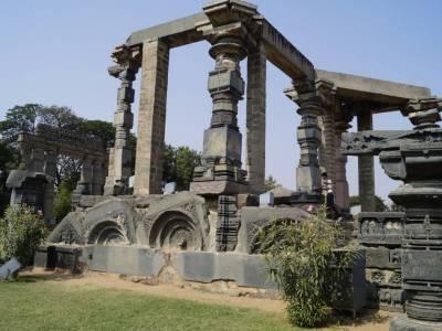 Warangal Gates