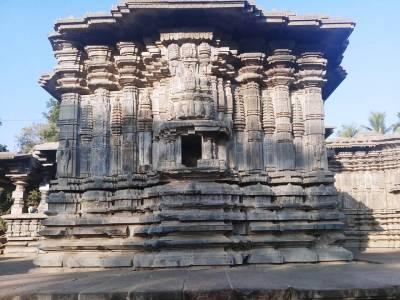 Thousand Pillar Temple, Warangal