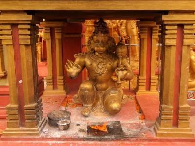 Ashok Vatika, Lanka