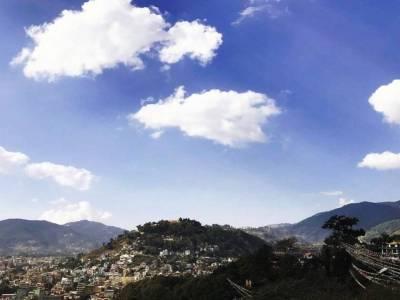 Swayambhunath Temple Kathmandu