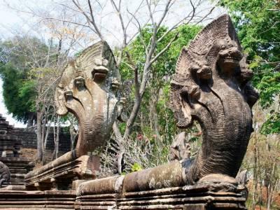 Prasat Hin Phanom Rung, Thailand
