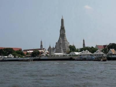 Wat Arun, Thailand