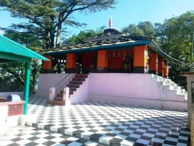 Dunagiri Temple Dwarahat
