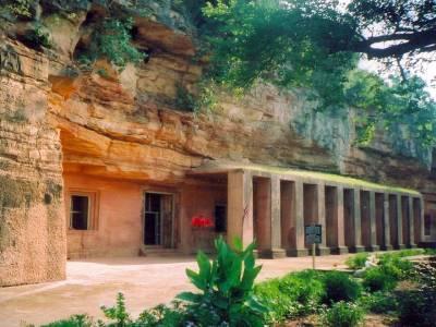 Bagh Caves, Dhar