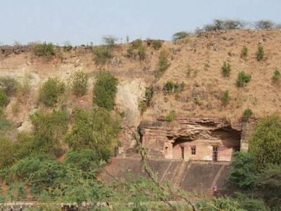 Bagh Caves in Madhya Pradesh