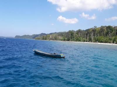 Elephant Beach, Andaman & Nicobar Islands