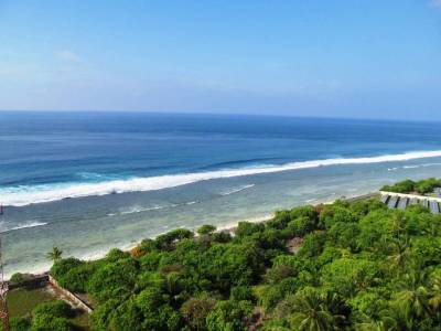 Minicoy Island Beach