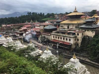 Pashupatinath, Kathmandu in Nepal