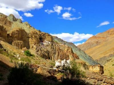 Phugtal Monastery Ladakh