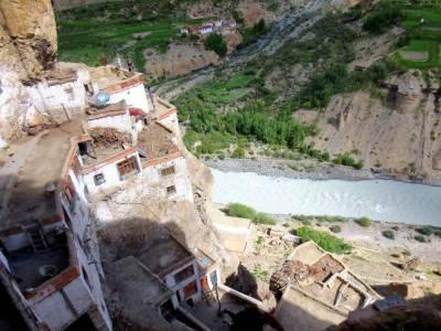Phugtal Monastery Leh