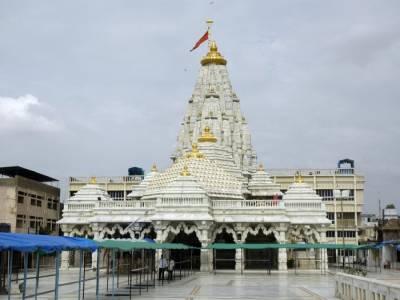 Ambaji Shakti Peetha Temple Banaskantha